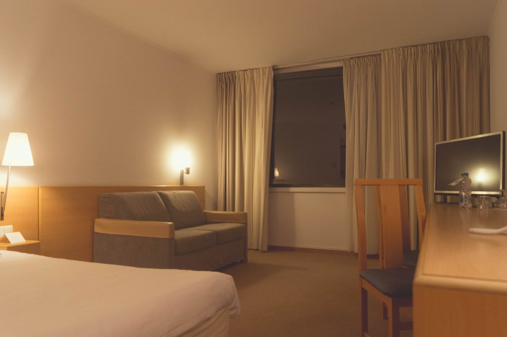 Novotel Krakow Centrum Room Layout