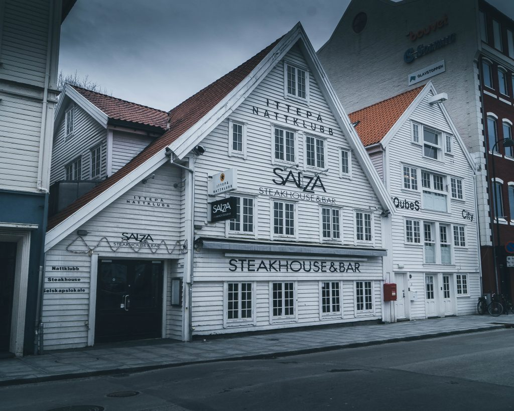 Local restaurants in Stavanger