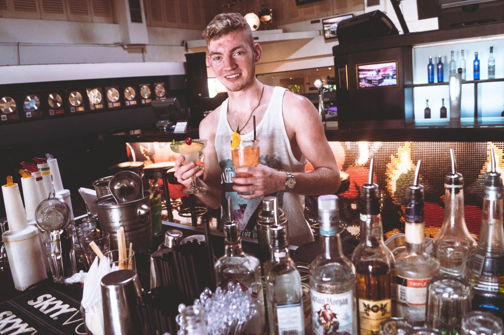 Cocktail Masterclass at Hard Rock Hotel Bali