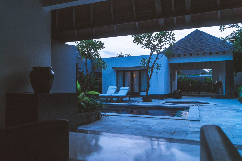 Grand Deluxe Pool Villa at Villa Seminyak Estate & Spa